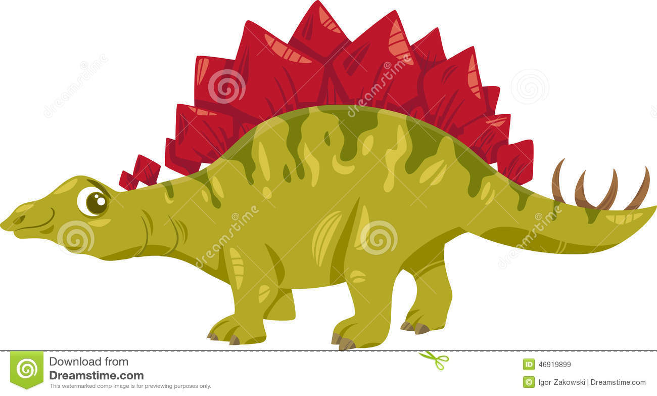 Stegosaurus Coloring Pages #10