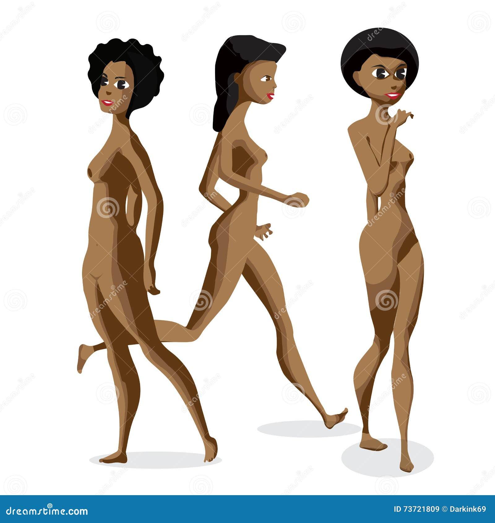 Mädchen nackt nudisten FKK auf