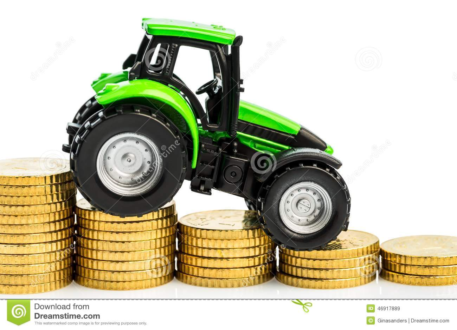 steigende kosten in der landwirtschaft stockbild bild. Black Bedroom Furniture Sets. Home Design Ideas