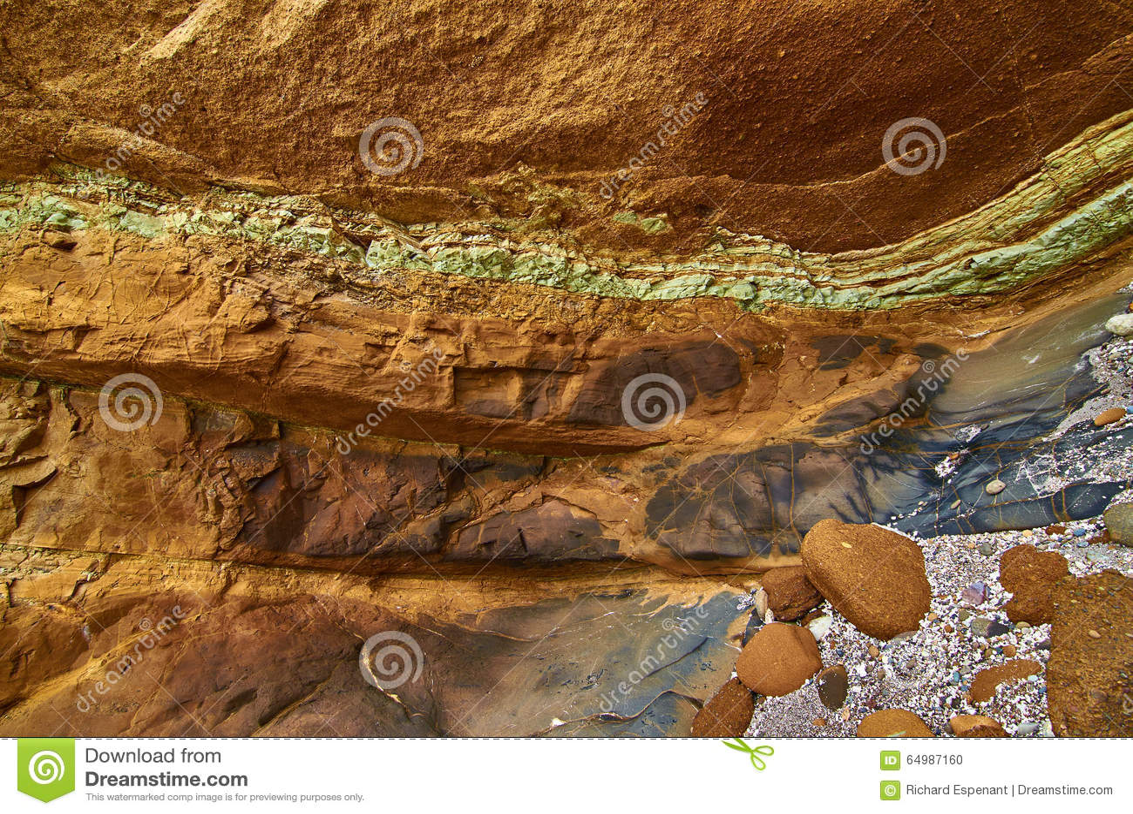 Stein-Cliff Wall