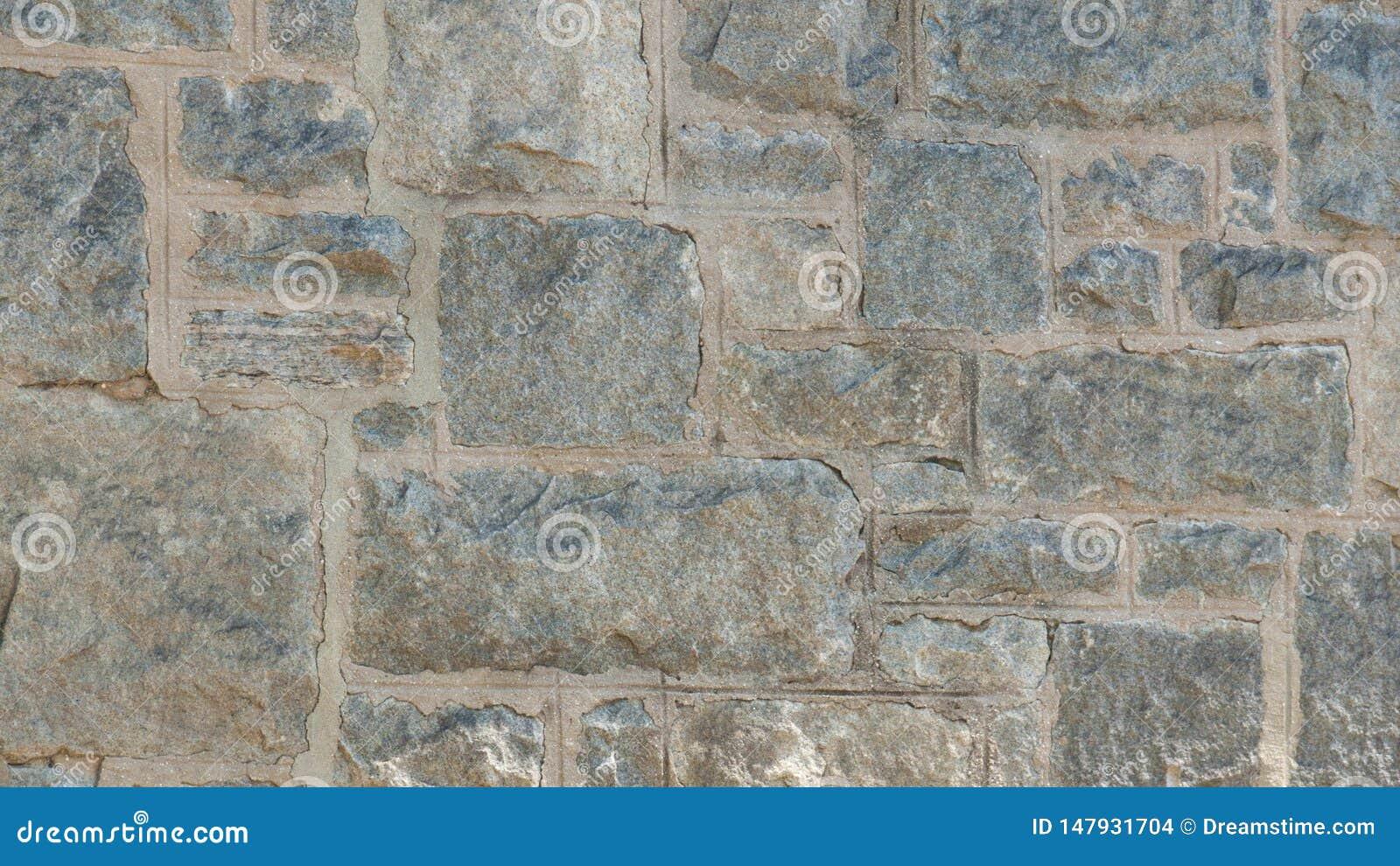 Stein-und Betonmauer-Hintergrund - Tapete
