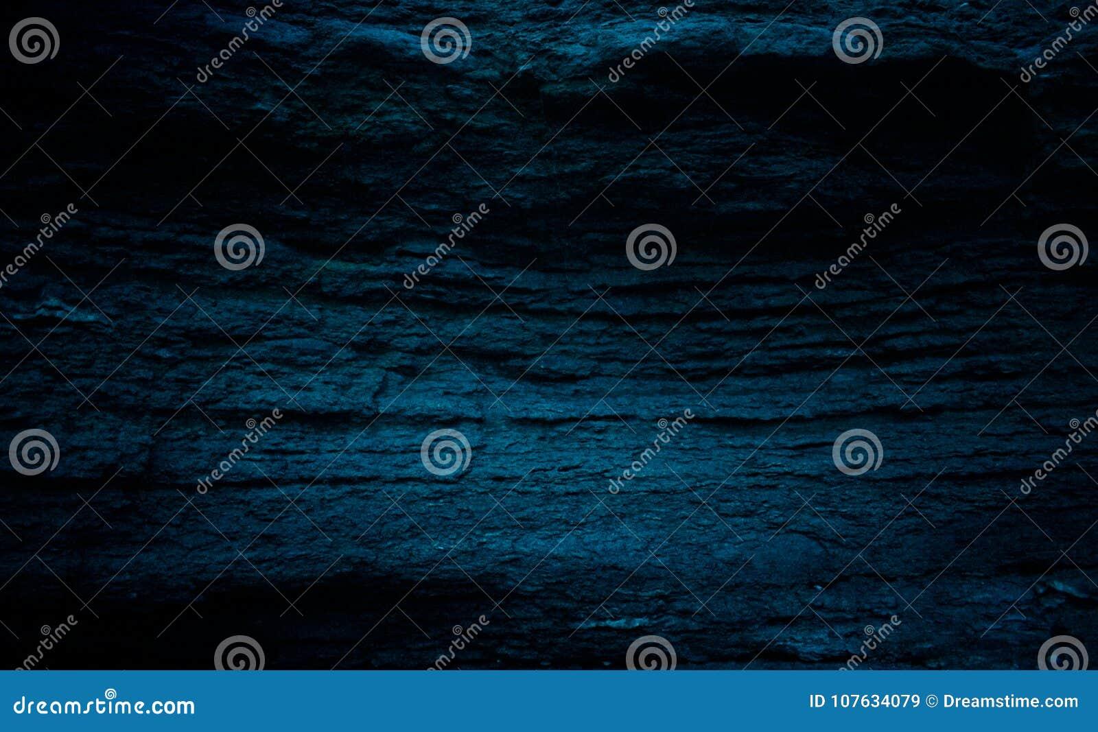 Steinheide in den blauen Tönen
