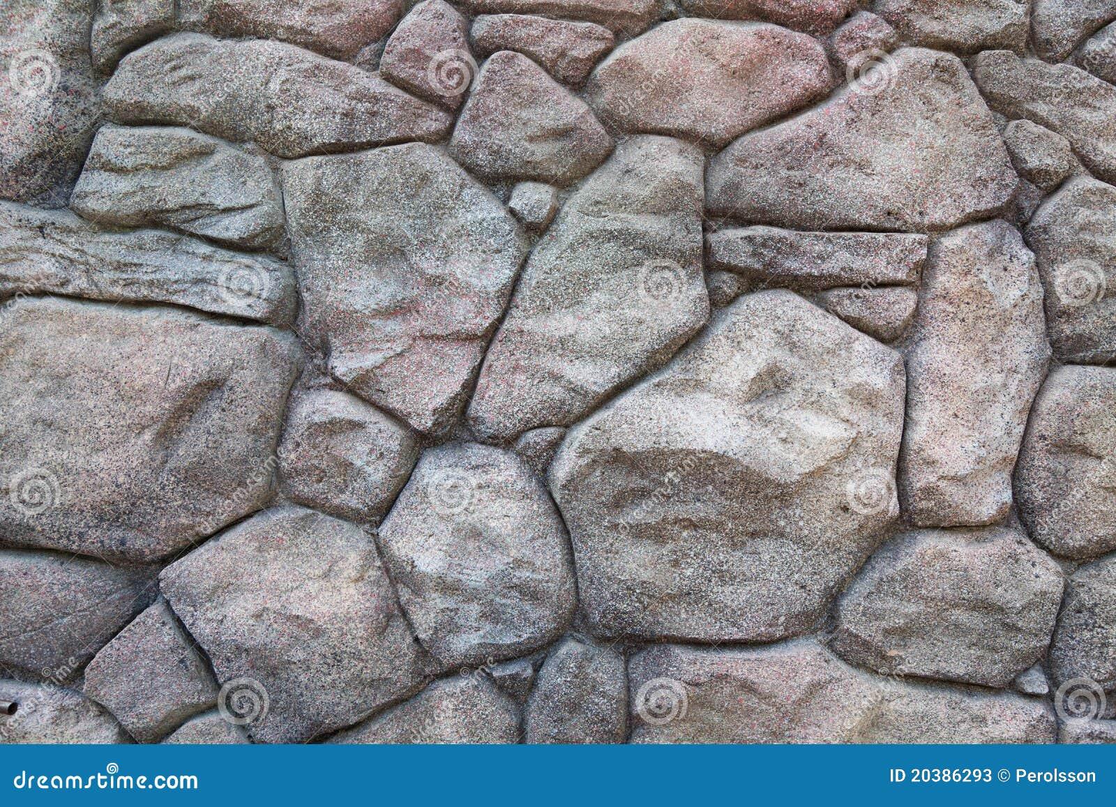 Steinwandbeschaffenheit