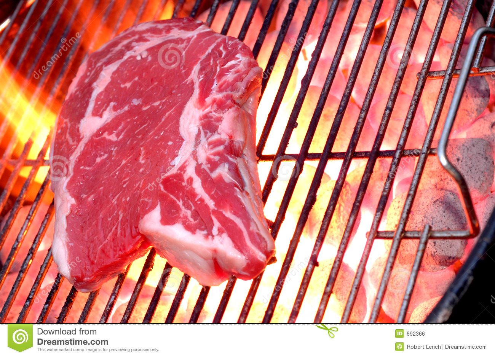 Stek grilla
