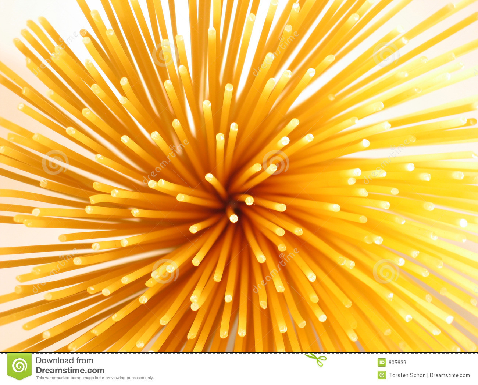 Stekelige spaghetti