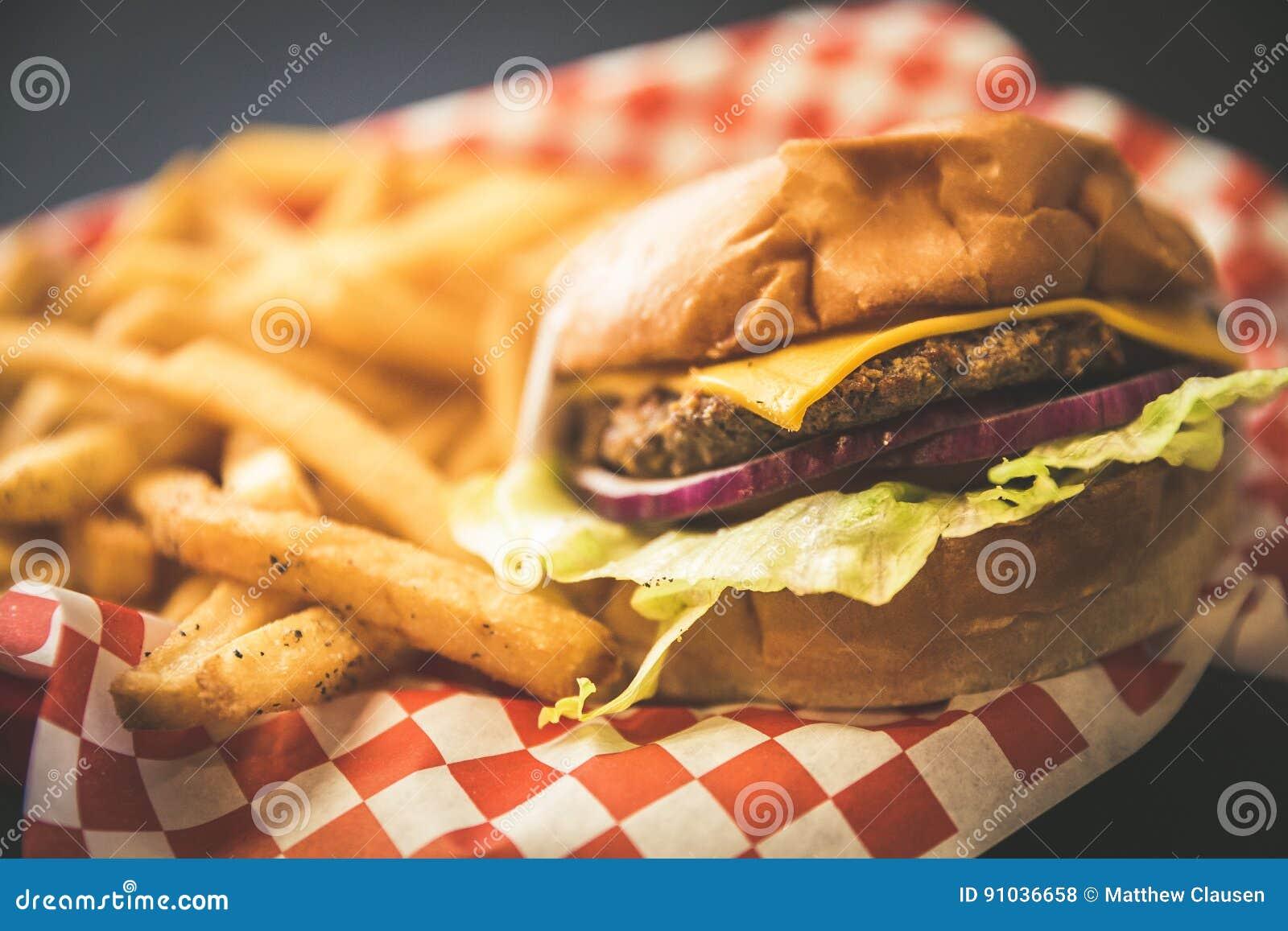 Steker hamburgaren
