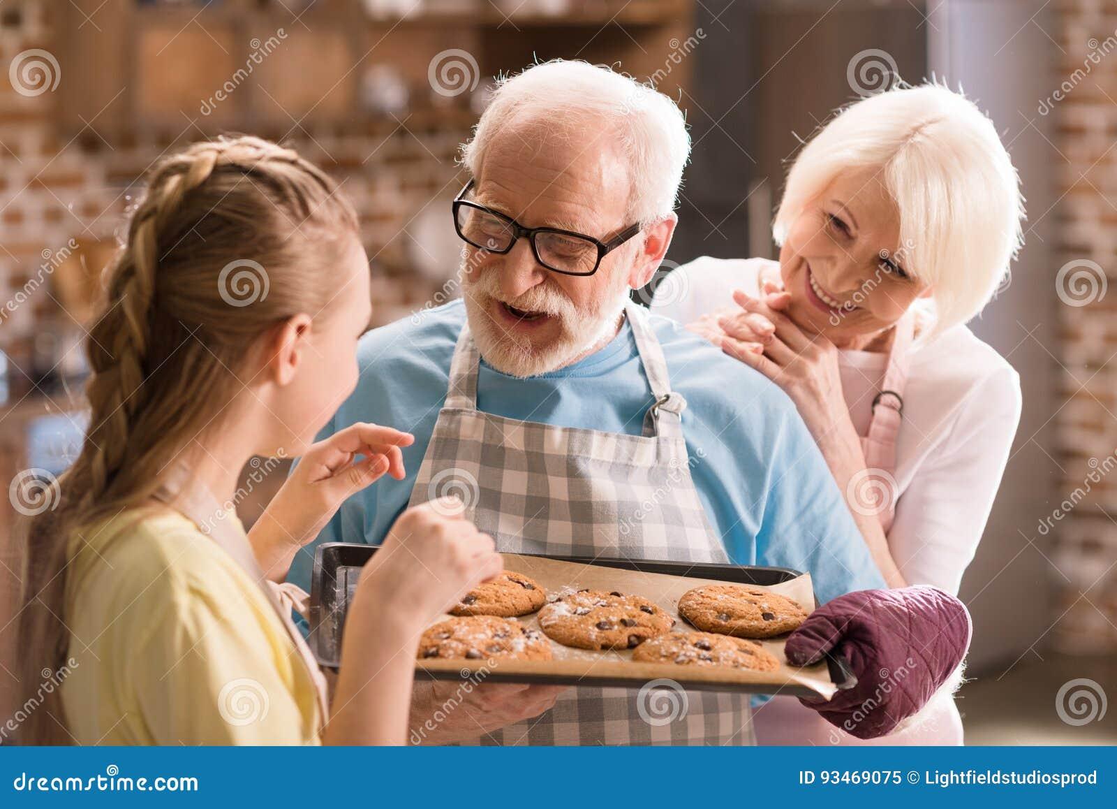 Stekheta kakor för familj
