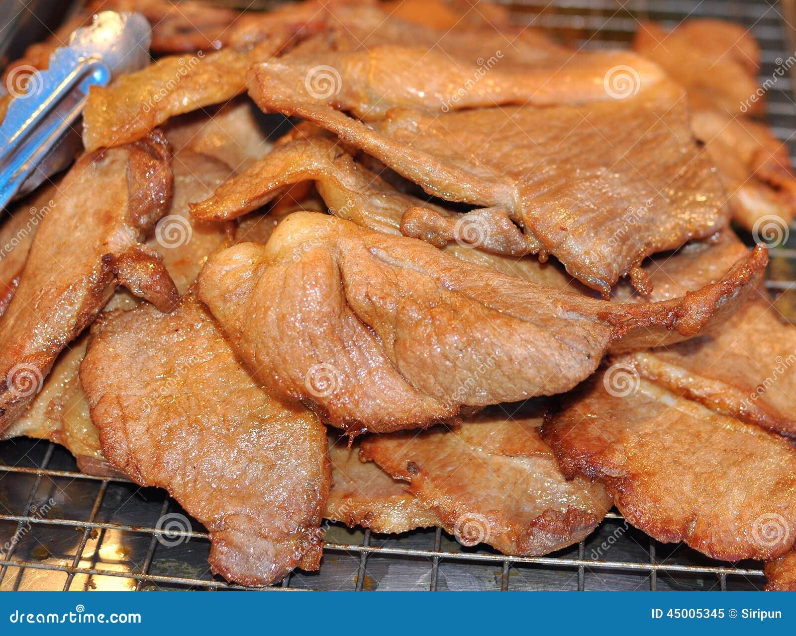 Stekt pork