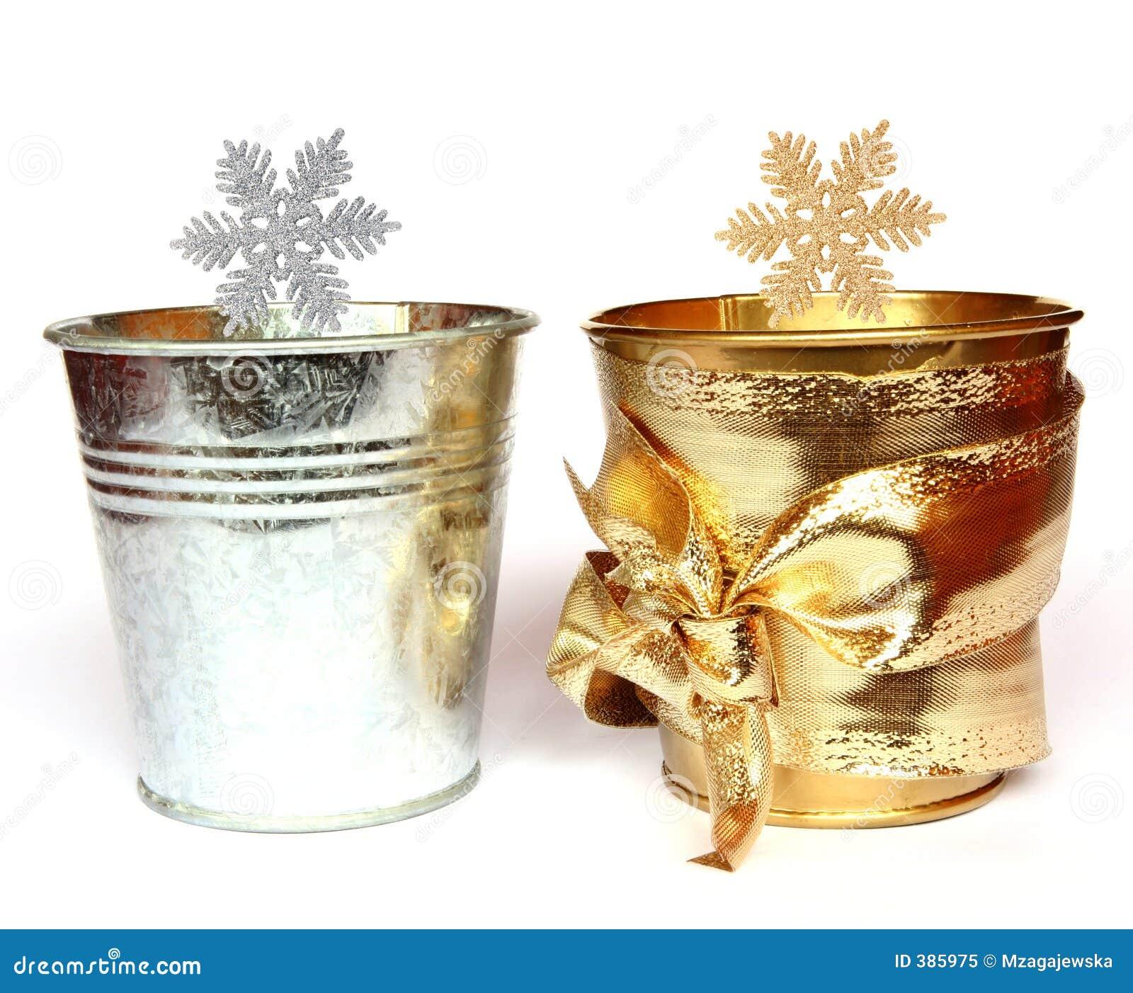 Stelle dell oro e dell argento
