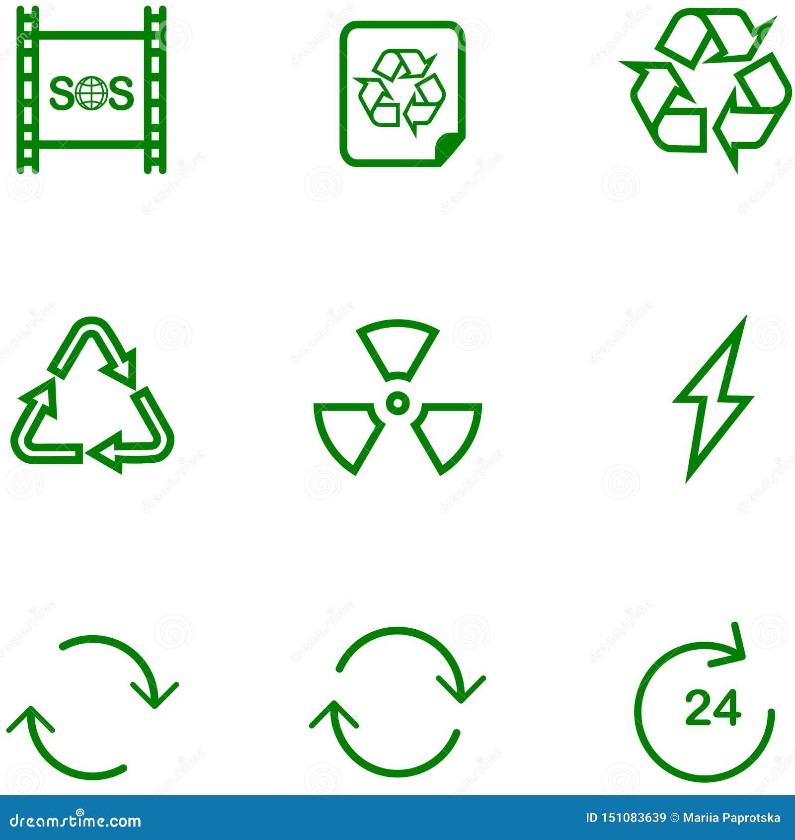 Stellen Sie Ikone aufbereiten, Einstellungen für unterschiedlichen Entwurf ein