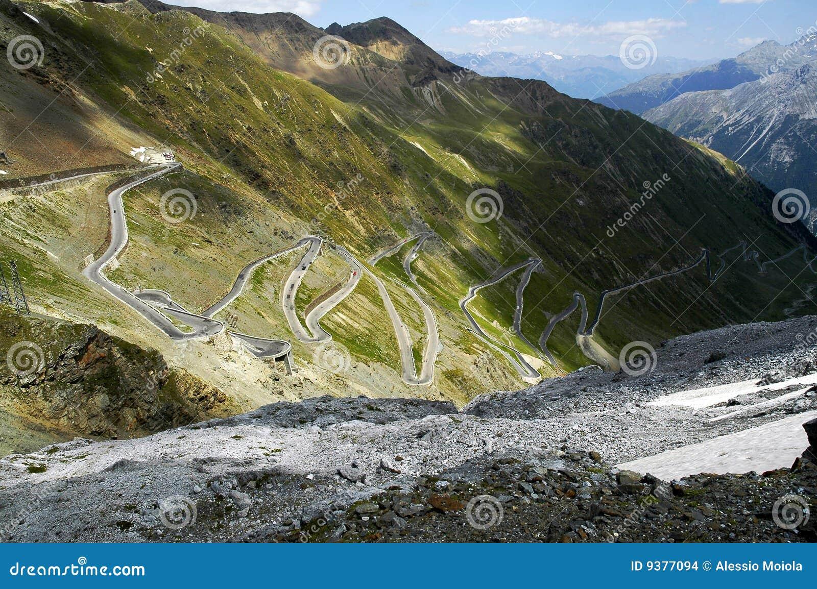 Stelvio Durchlauf, Bozen - Italien
