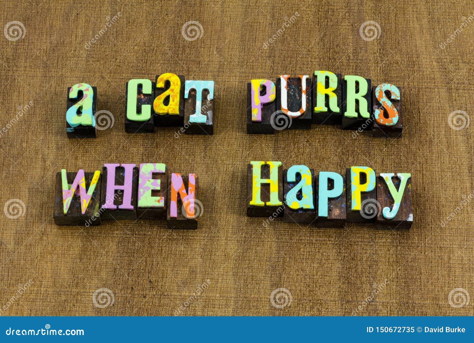 Stemming die verhouding van het citaatgedachten van het liefde de gelukkige geluk voelen