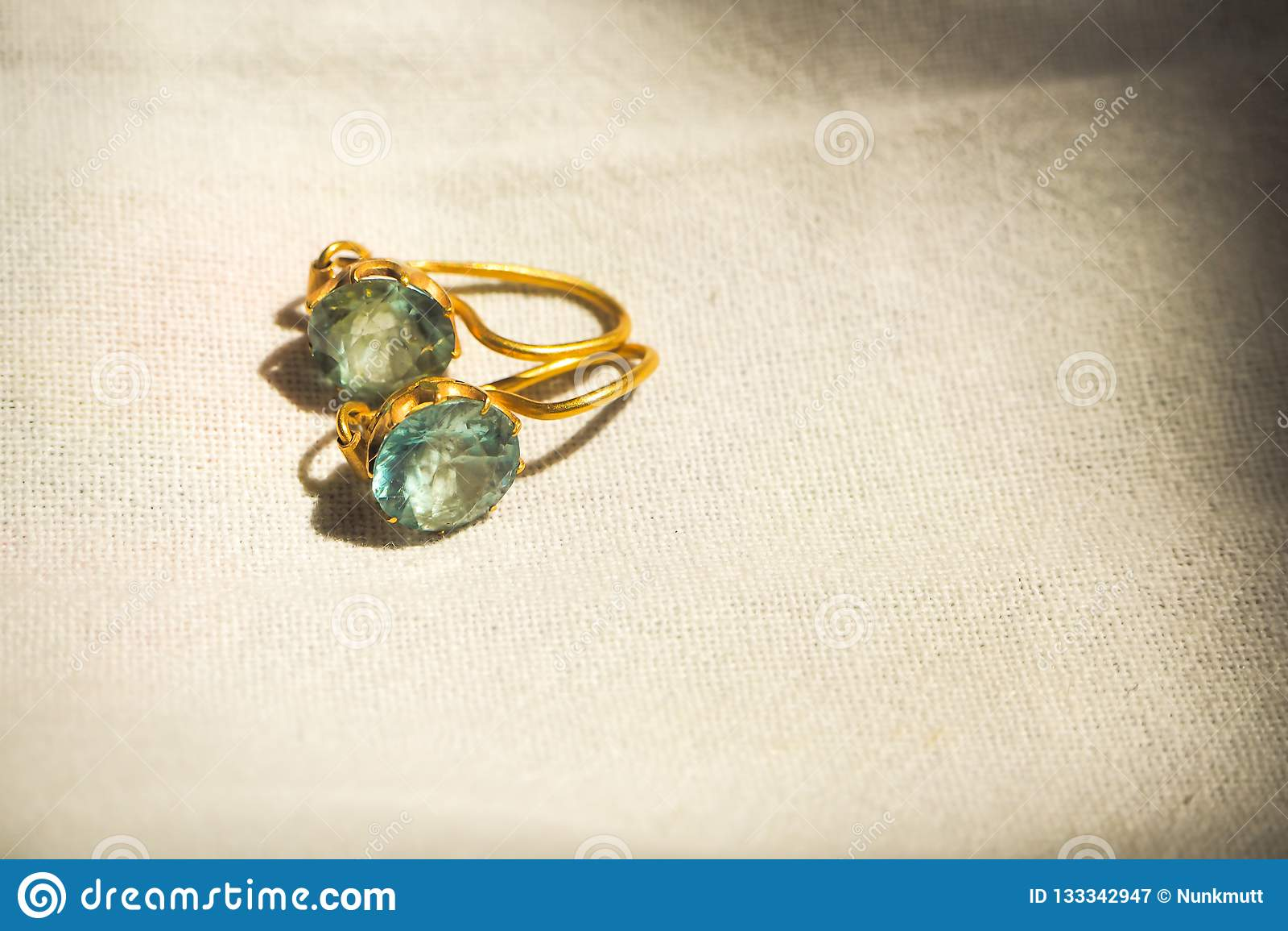 StenDiamond Vintage-Inspired Gemstone Earrings för tappning två bästa härlig gåva för idé för design för kvinnaflickabegrepp av f