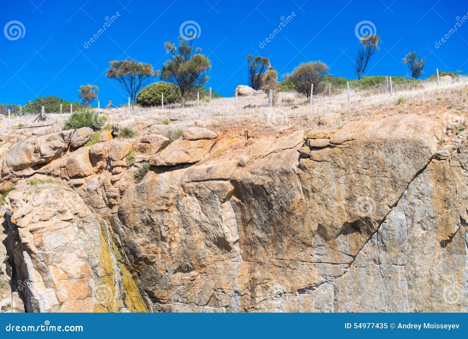 Stenig kanjon