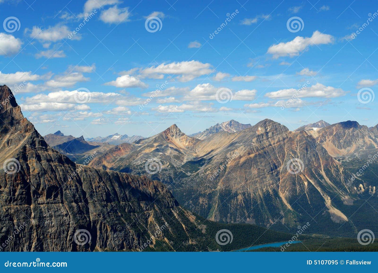 Steniga berg
