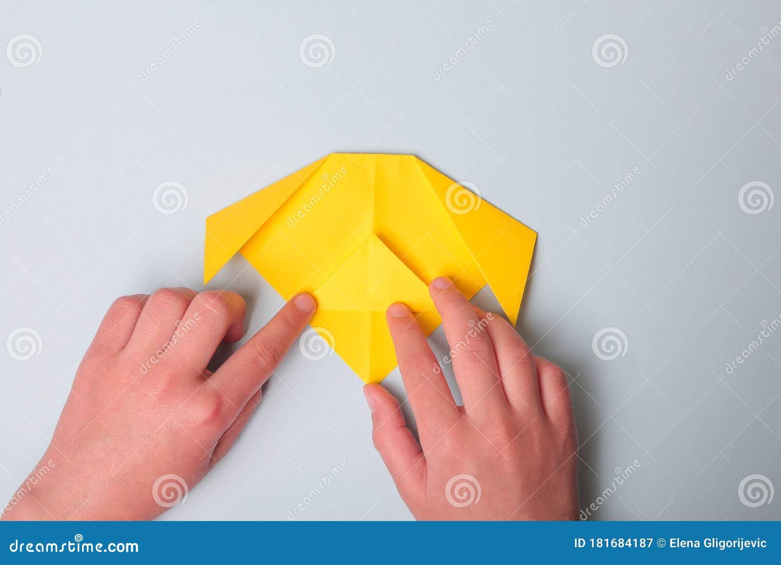 DIY Origami star garland | Sterne basteln für weihnachten, Origami ... | 1156x1600