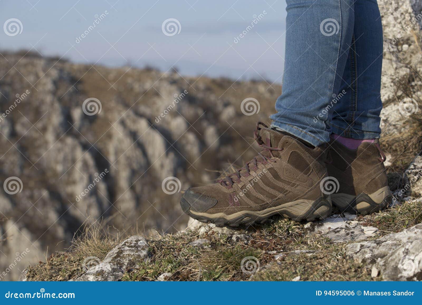 Step On Rocks Stock Photo Image Of Adventure Lifestyle
