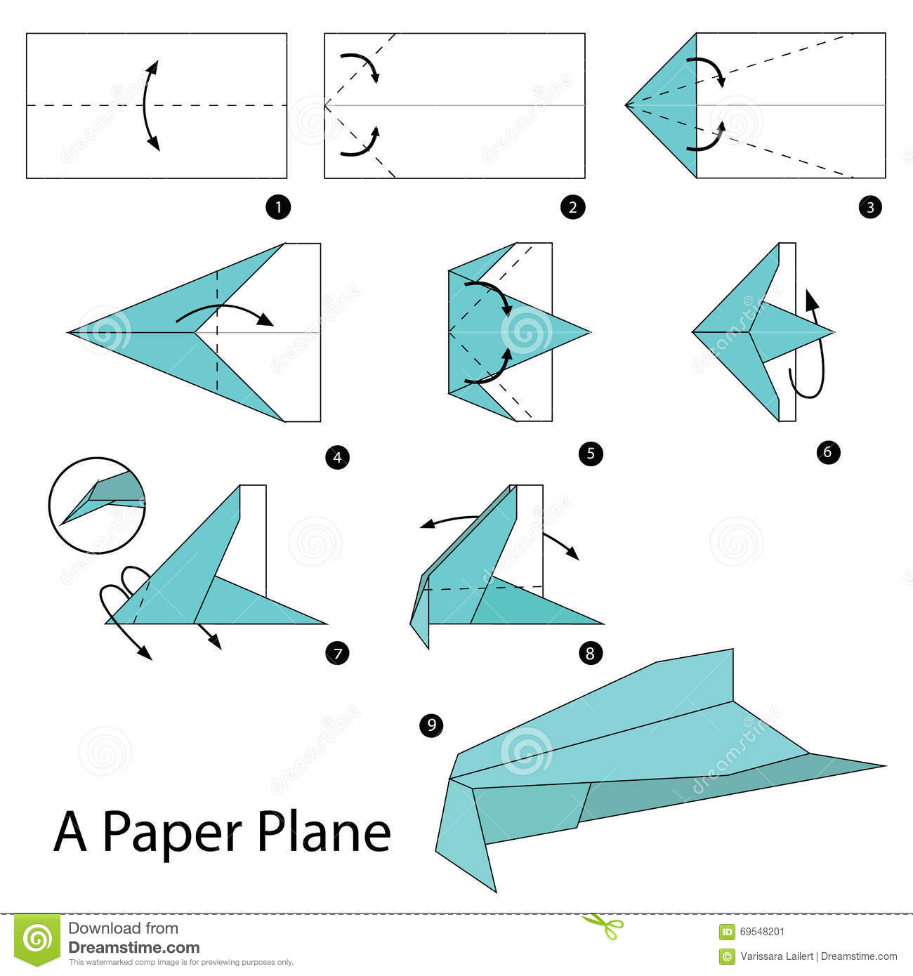 how to make a paper airplane In 2012, designer john collins constructed a paper airplane that flew an astonishing 226 feet, establishing a distance record that still stands a new video demonstrates the steps required to fold your own version of this record-setting paper-based aircraft.