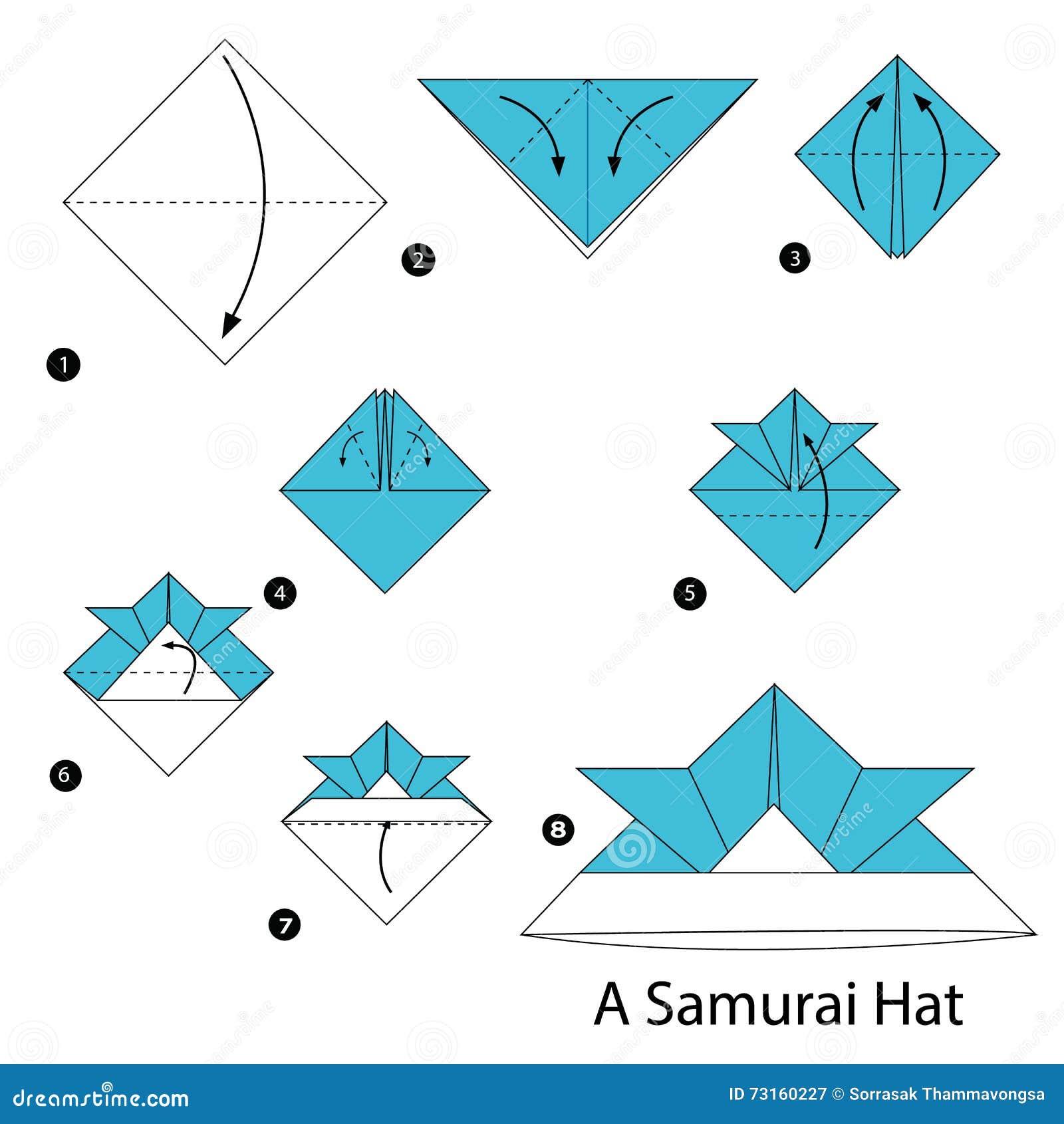 Origami Tetrahedron