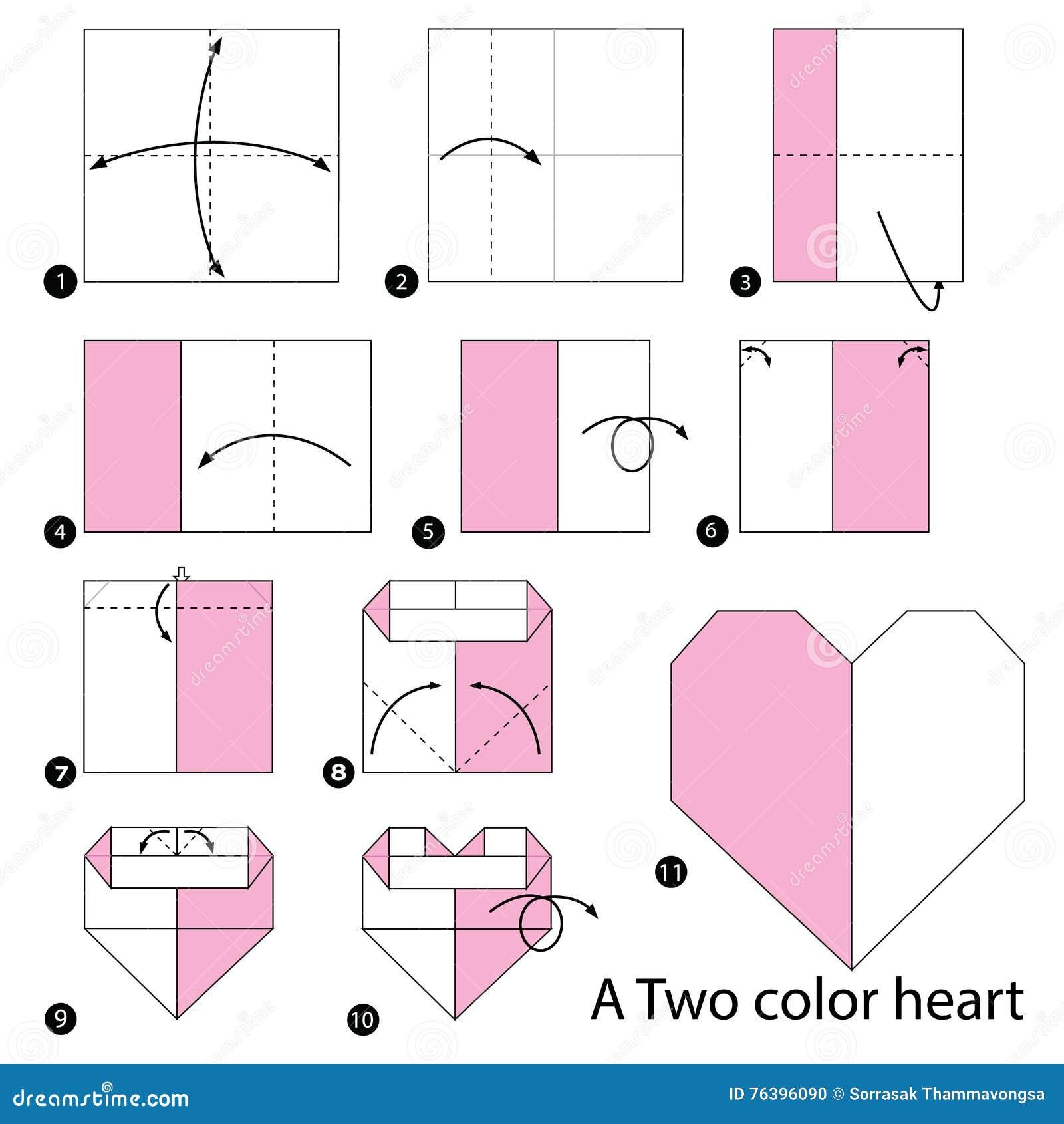 Оригами сердце мое аккорды