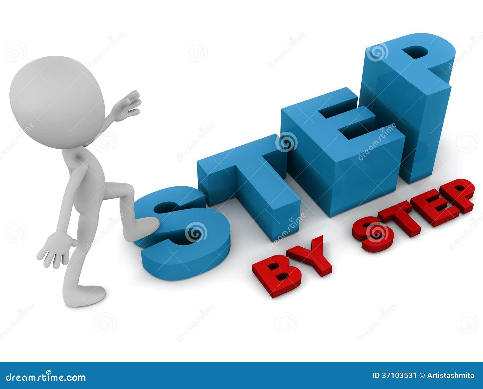 Step Up Step Down Voltage Converter Stock Image