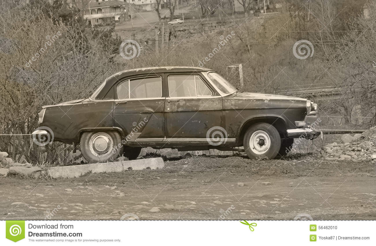 The legend of the Soviet automobile industry