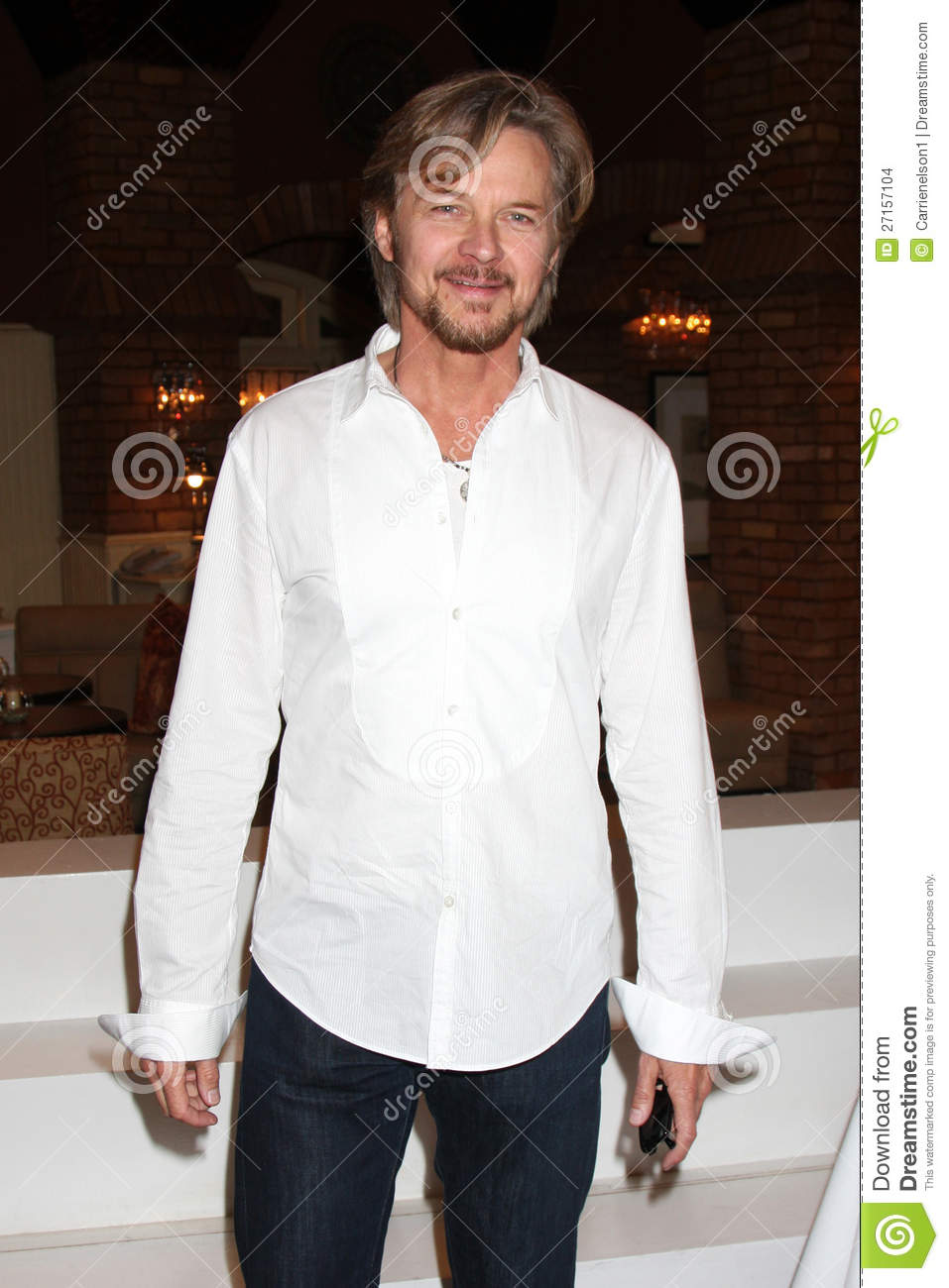 Stephen Nichols Editorial Stock Image Image Of March 27157104