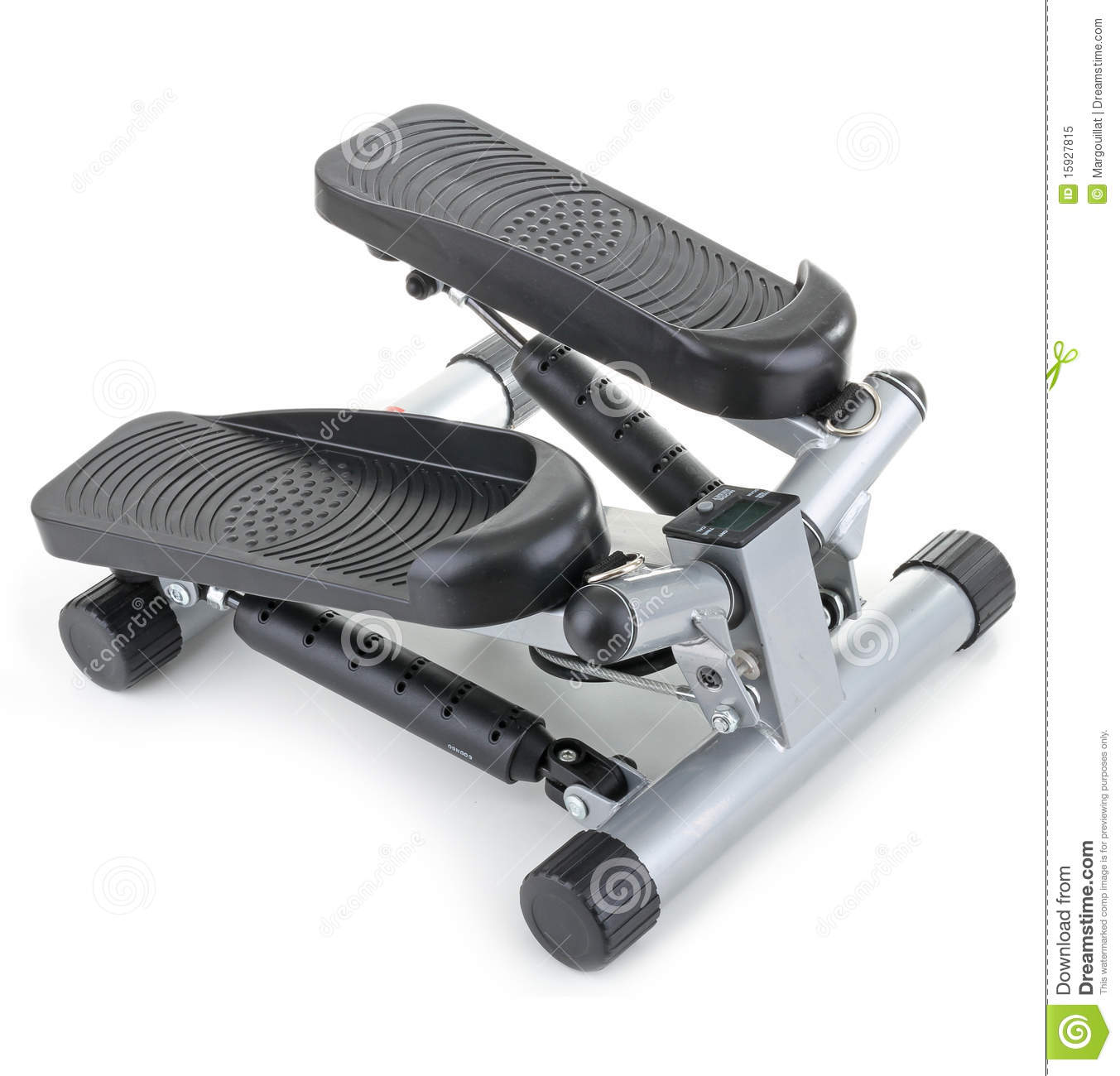 stepping exercise machine