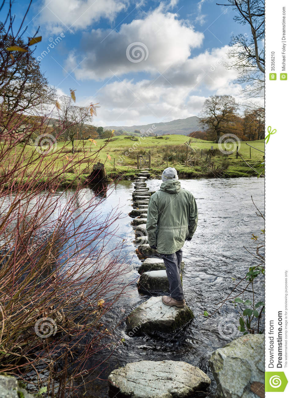 Stepping Stones Stock Photo - Image: 35356210 Stepping Stones Online
