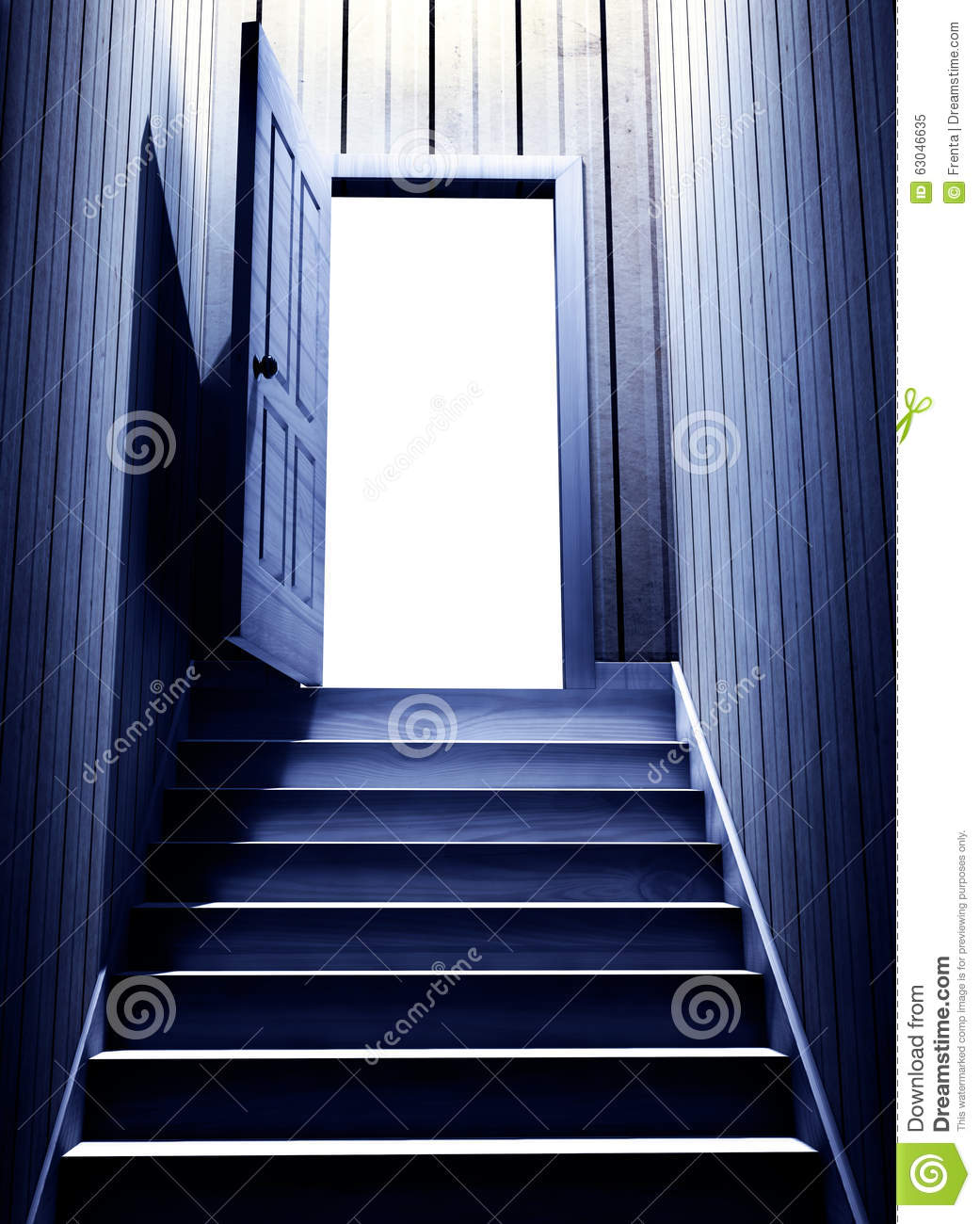dark basement stairs. Steps Leading From A Dark Basement To Open The Door Stock Illustration - Of Phobia, Night: 63046635 Stairs )