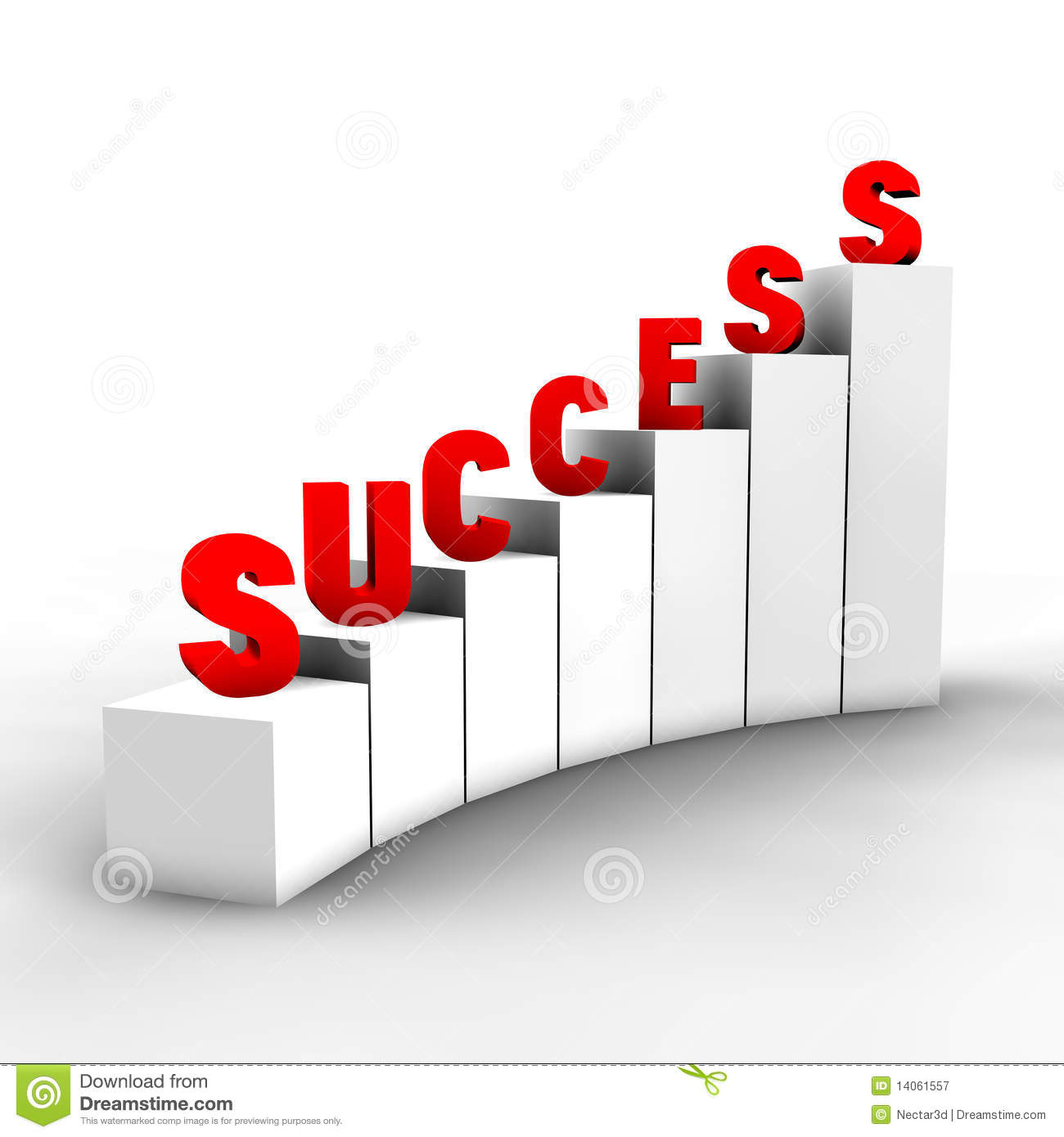Steps To Success Clipart
