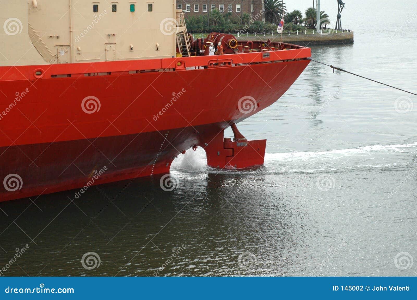 Ster statku