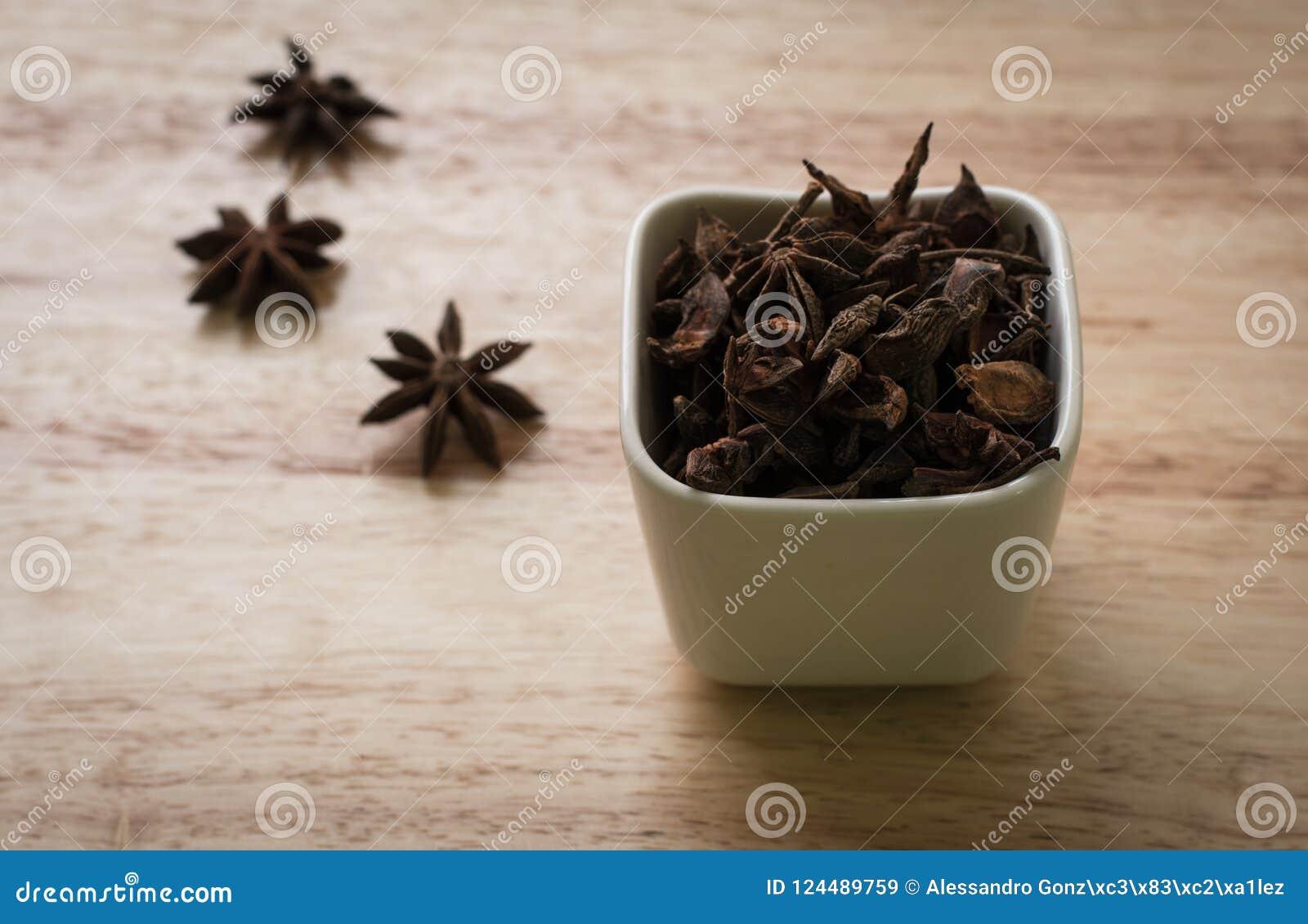 Steranijsplant in ceramische container