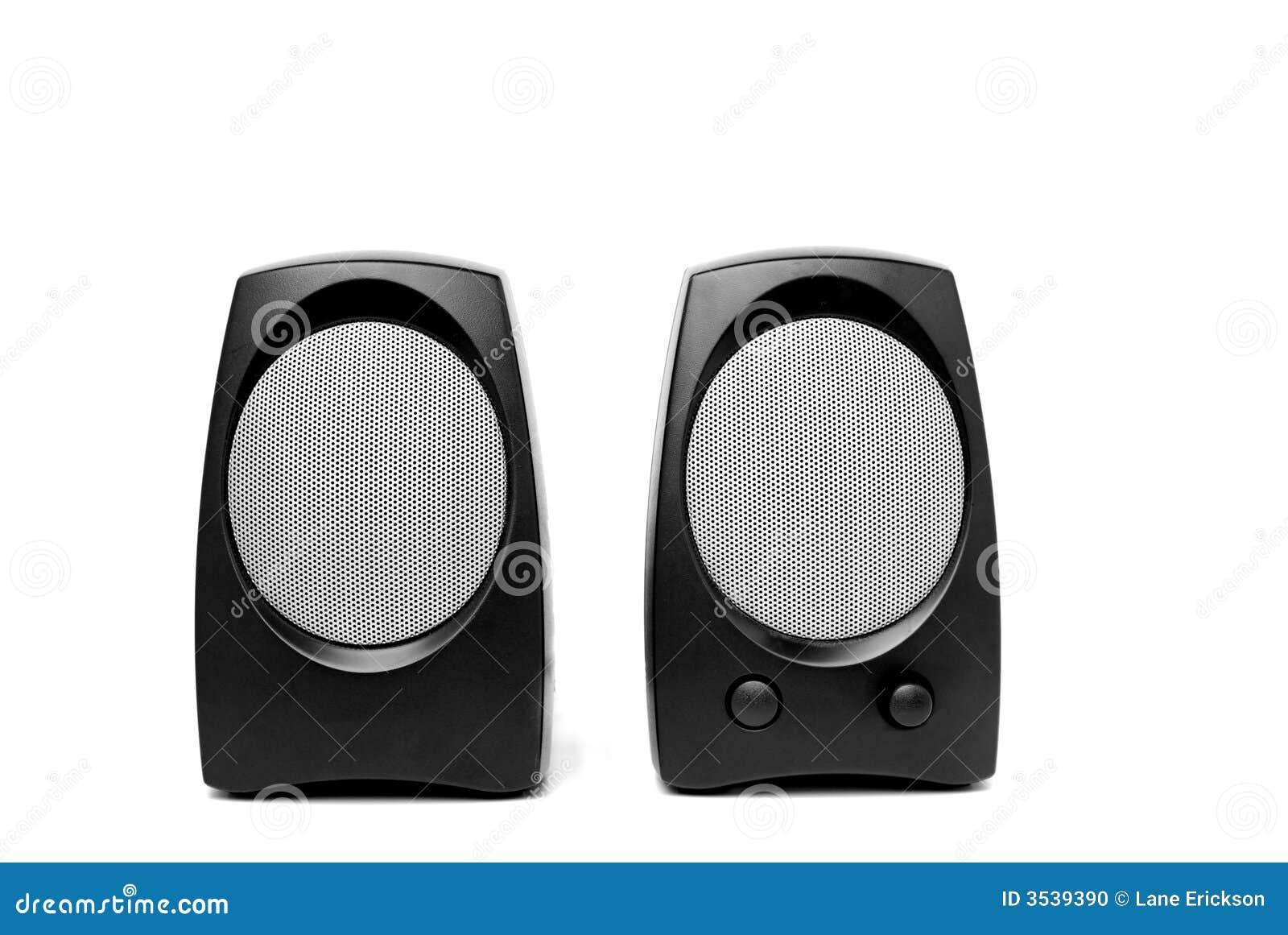 Stereo- högtalare