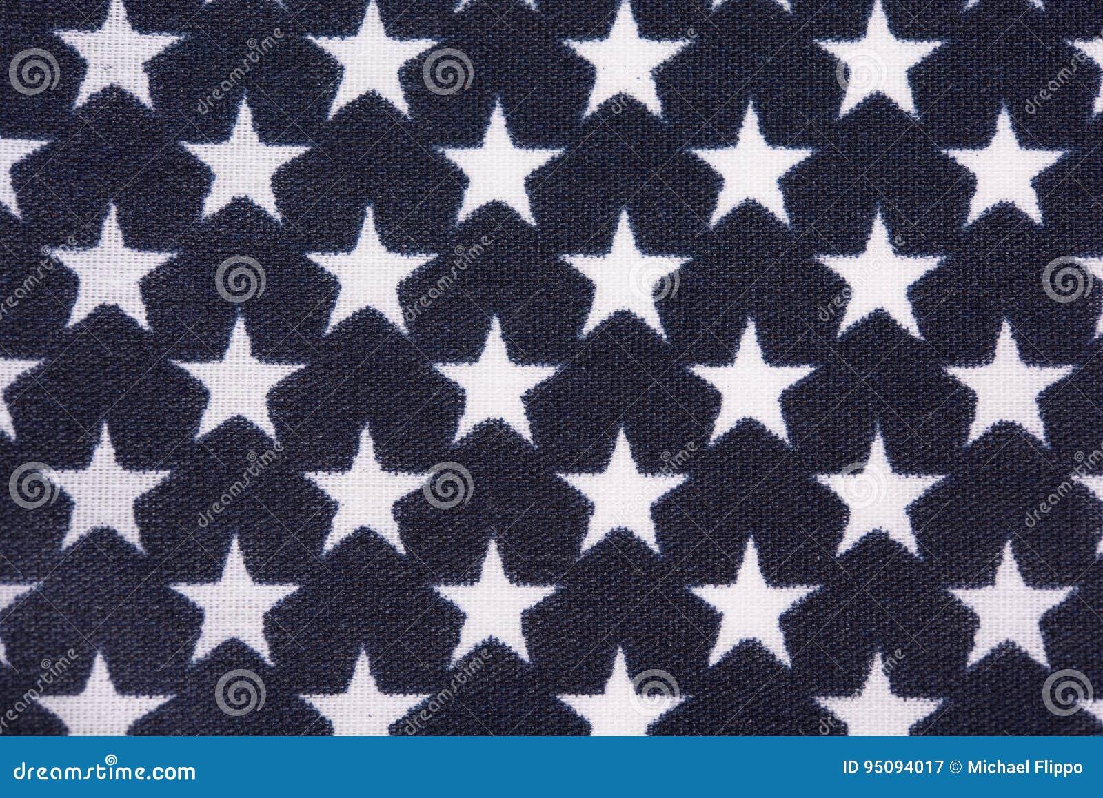 Stergebied op Amerikaanse Vlag