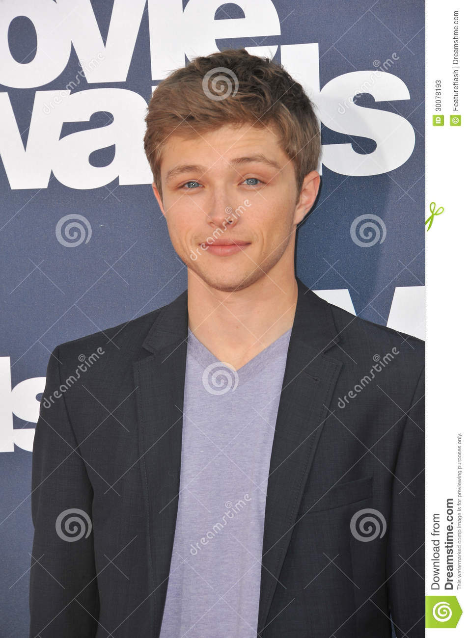 Sterling Knight at the 2011 MTV Movie Awards at the Gibson ...