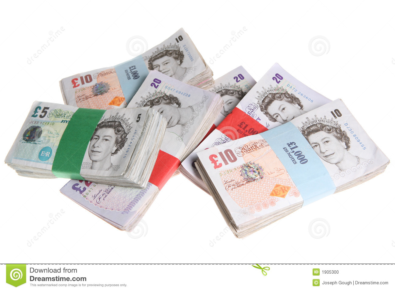 Sterling Notes Money Currency Editorial Image Image 1905300