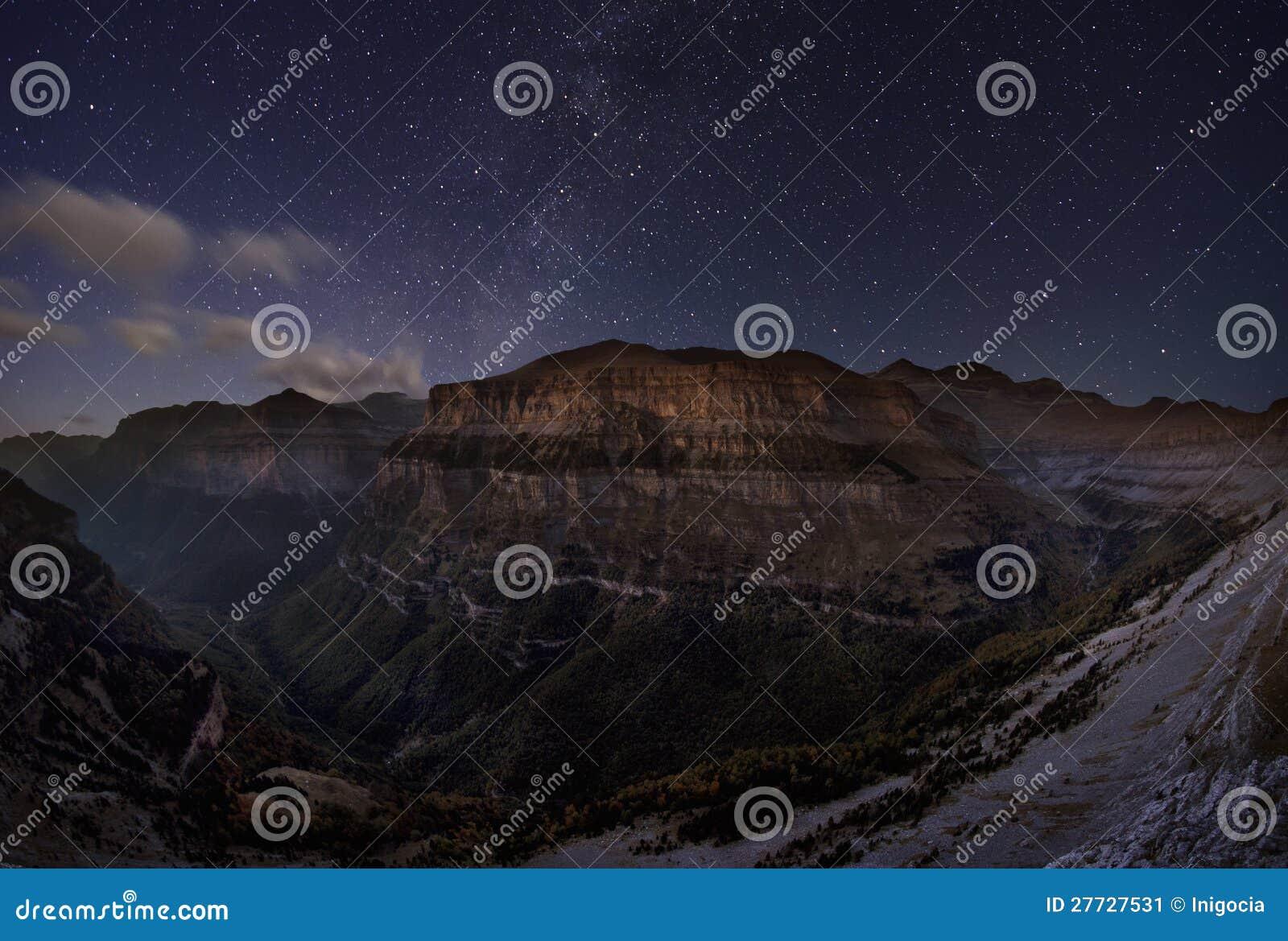 Sternenklare Berge