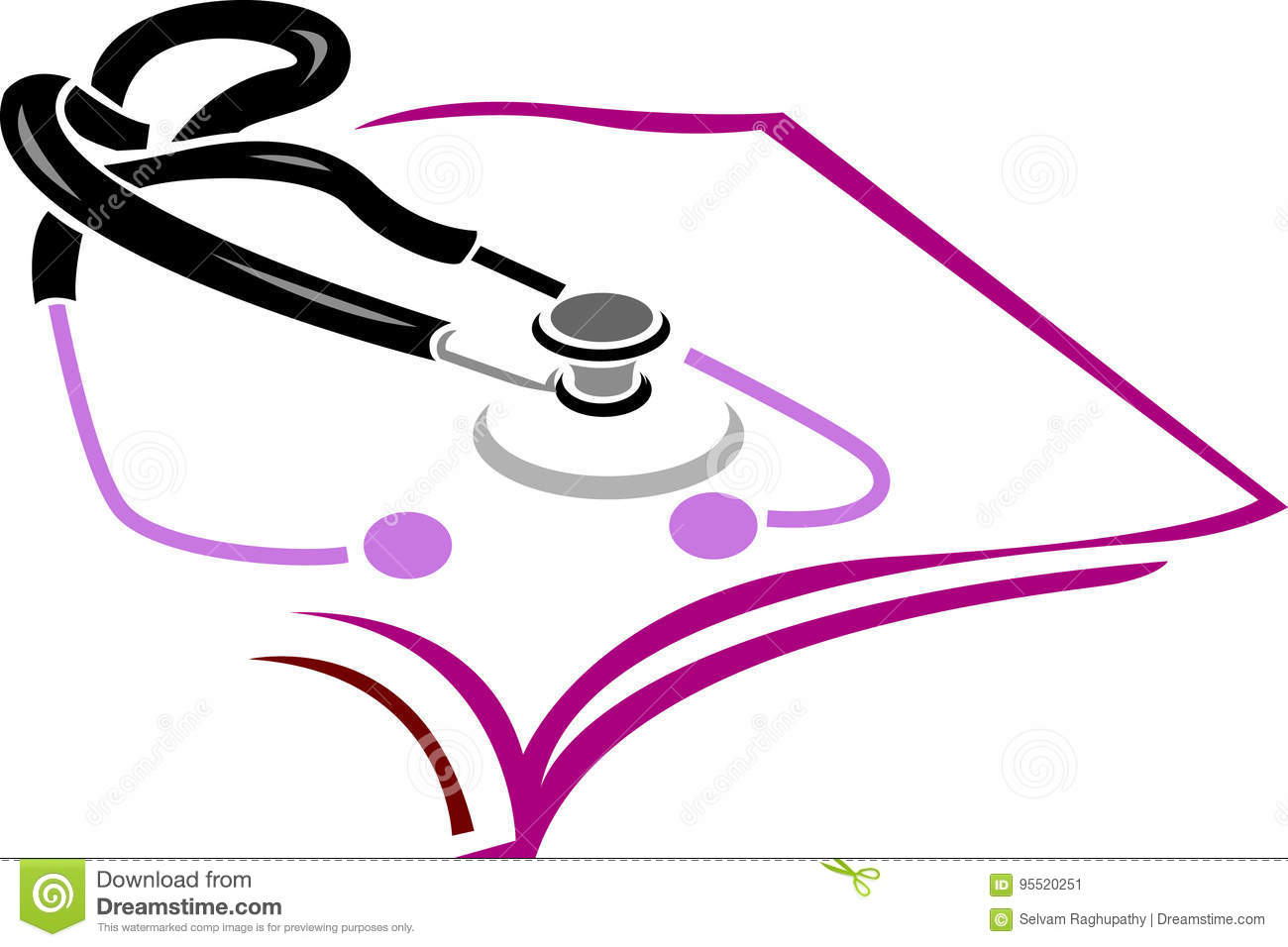 stethoscope coloring page.html