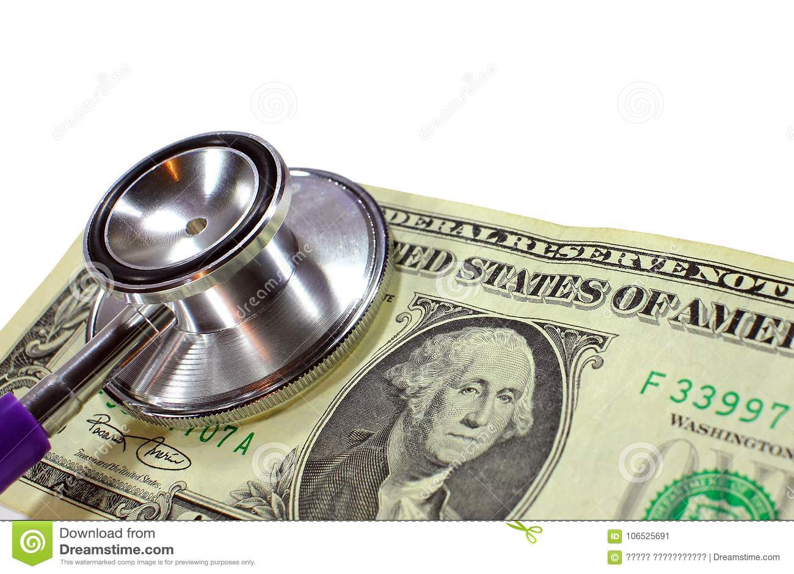 Stetoskopdollar, förbrukning på hälsa eller ekonomiskt stöd