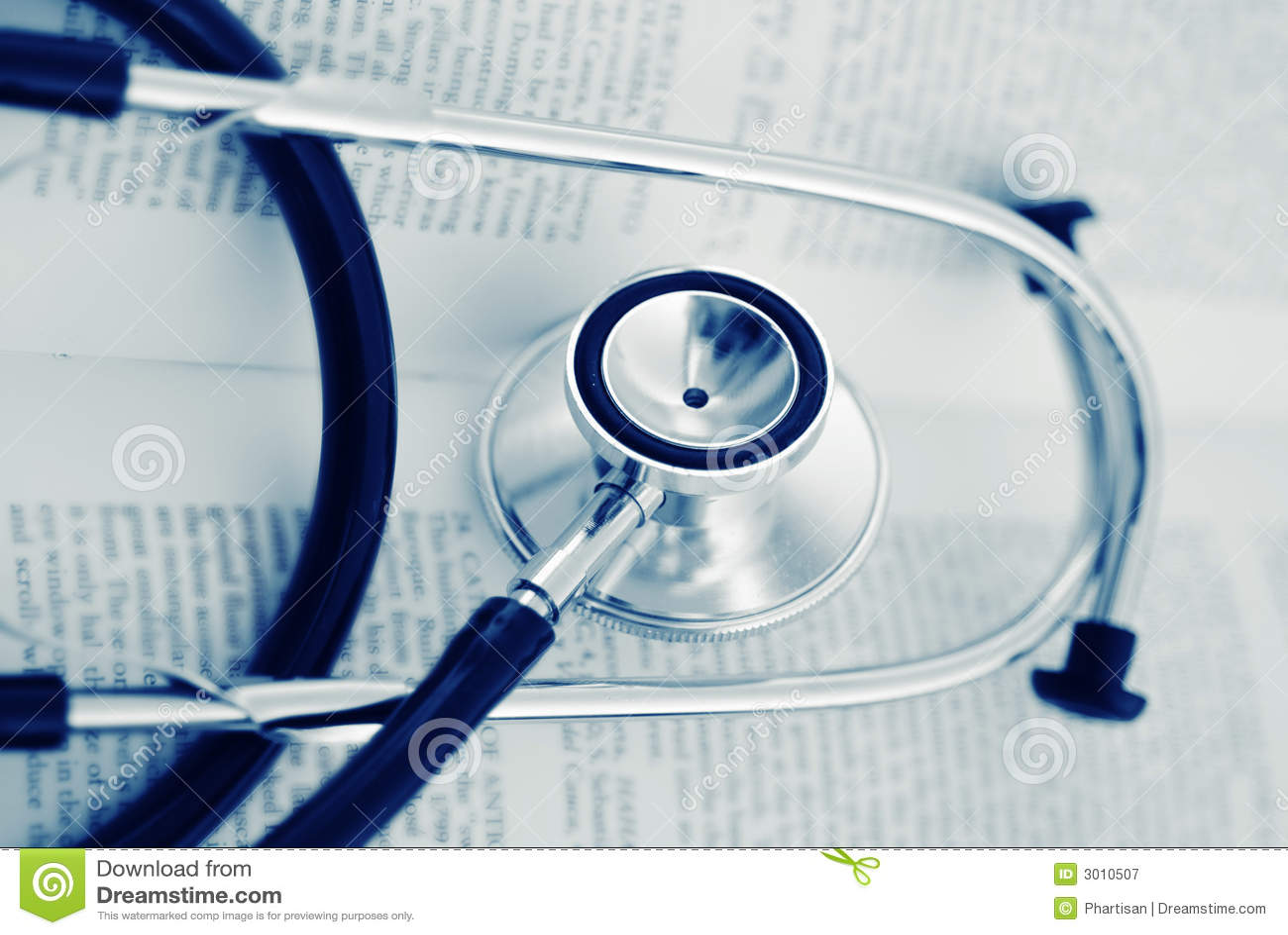 Stetoskopu narzędzie medyczne