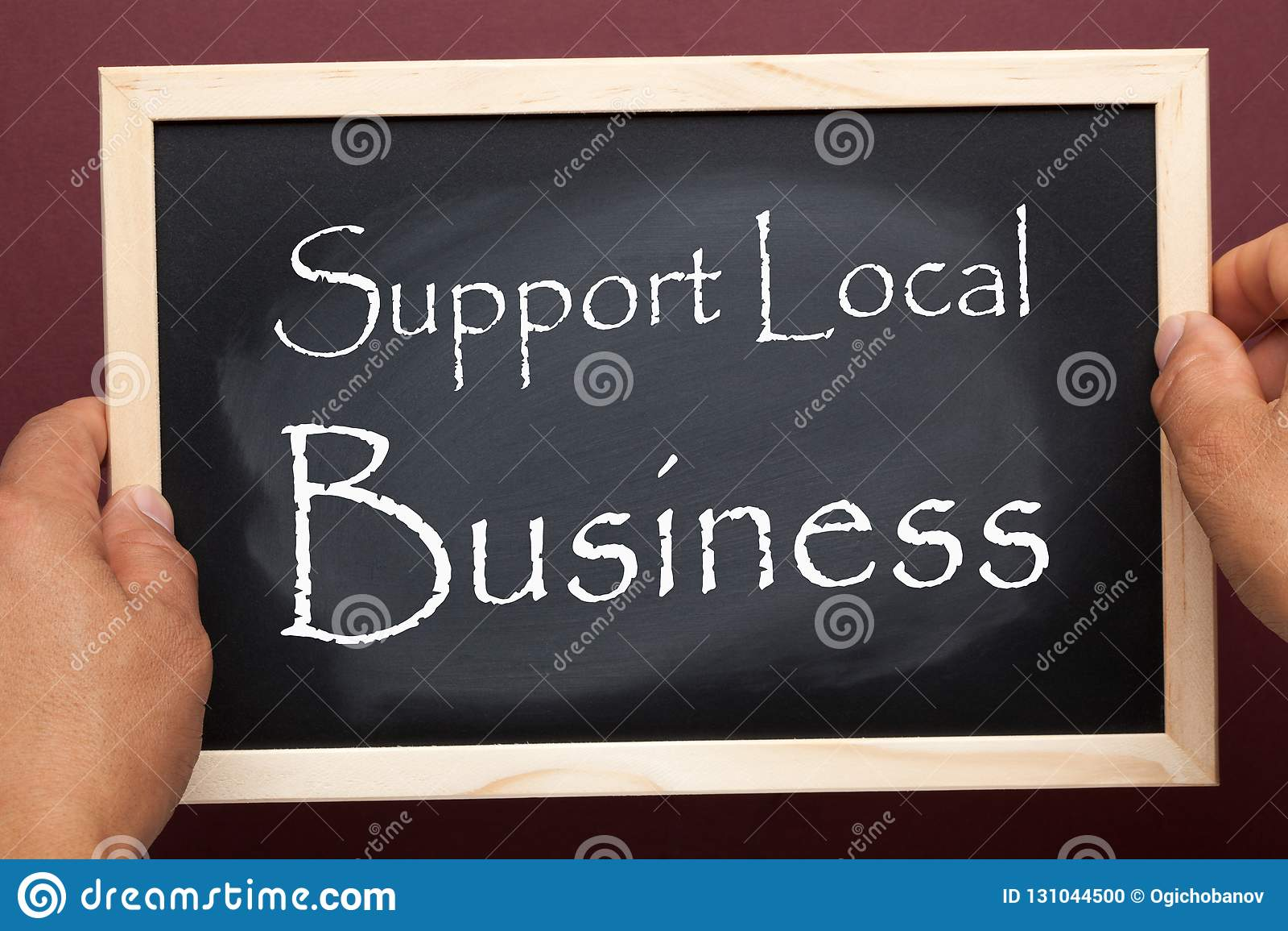 Steun lokale zaken