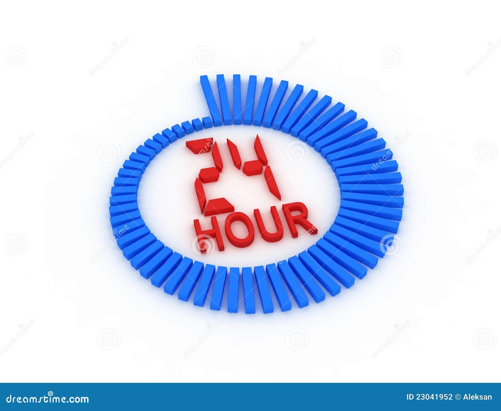 Steun zeven dagen per week 24 uren.