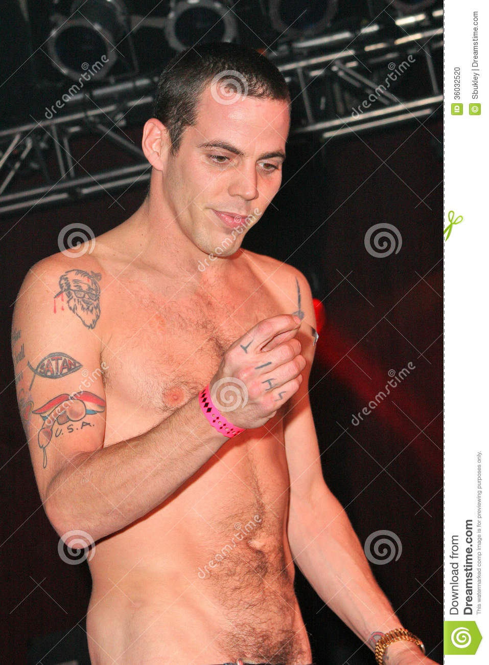 Former 'Jackass' Star Steve-O Talks Showtime Comedy Special, Crazy ...
