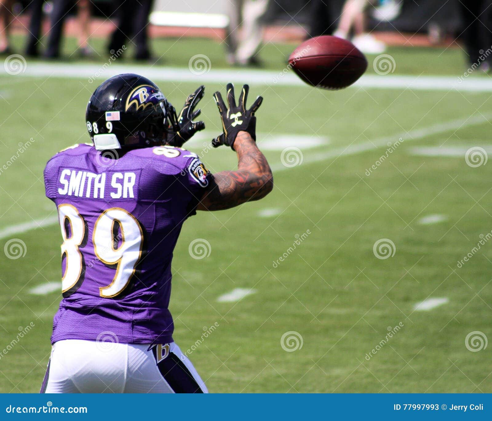 Steve Smith, Sr.