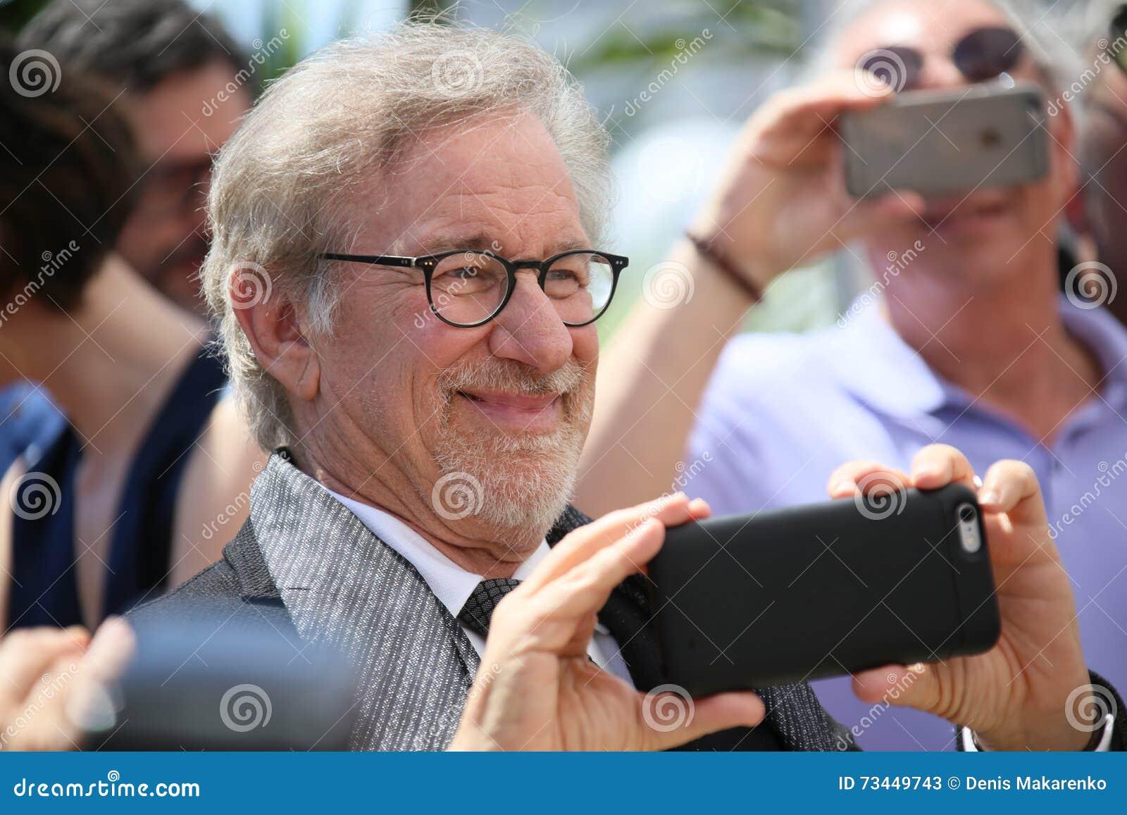Steven Spielberg Editorial Stock Photo Image Of Steven 73449743