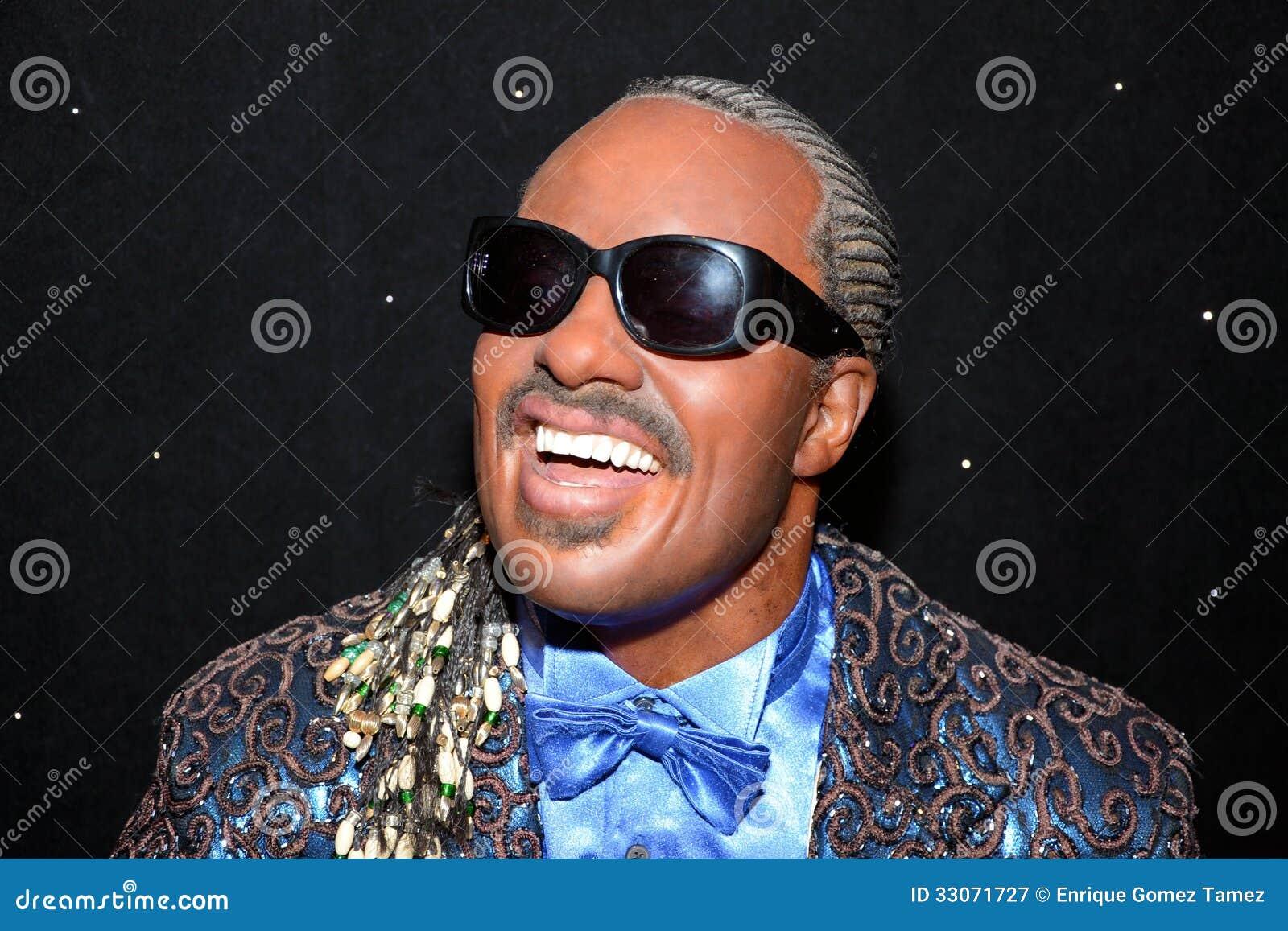 <b>Stevie Wonder</b> Redaktionelles Stockfotografie - stevie-wonder-33071727