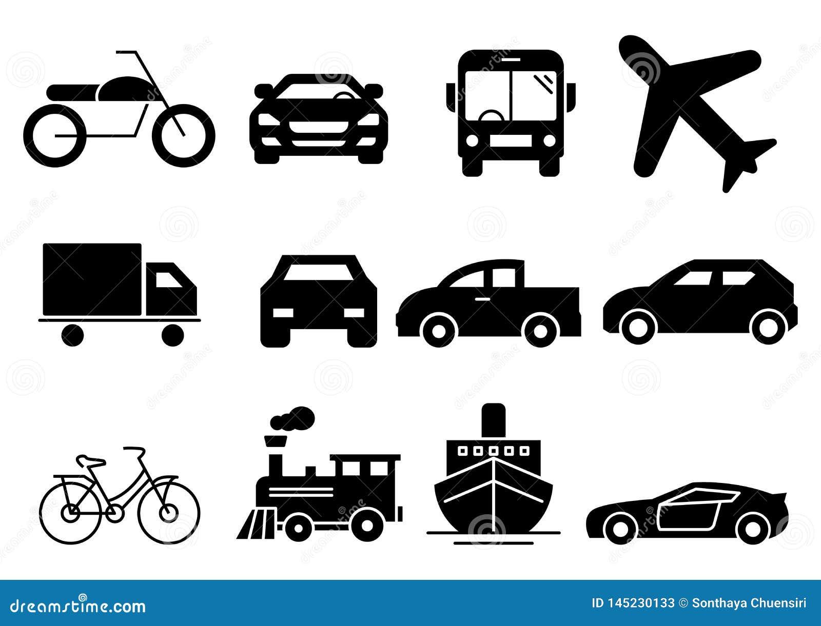 Stevig pictogrammenvervoer
