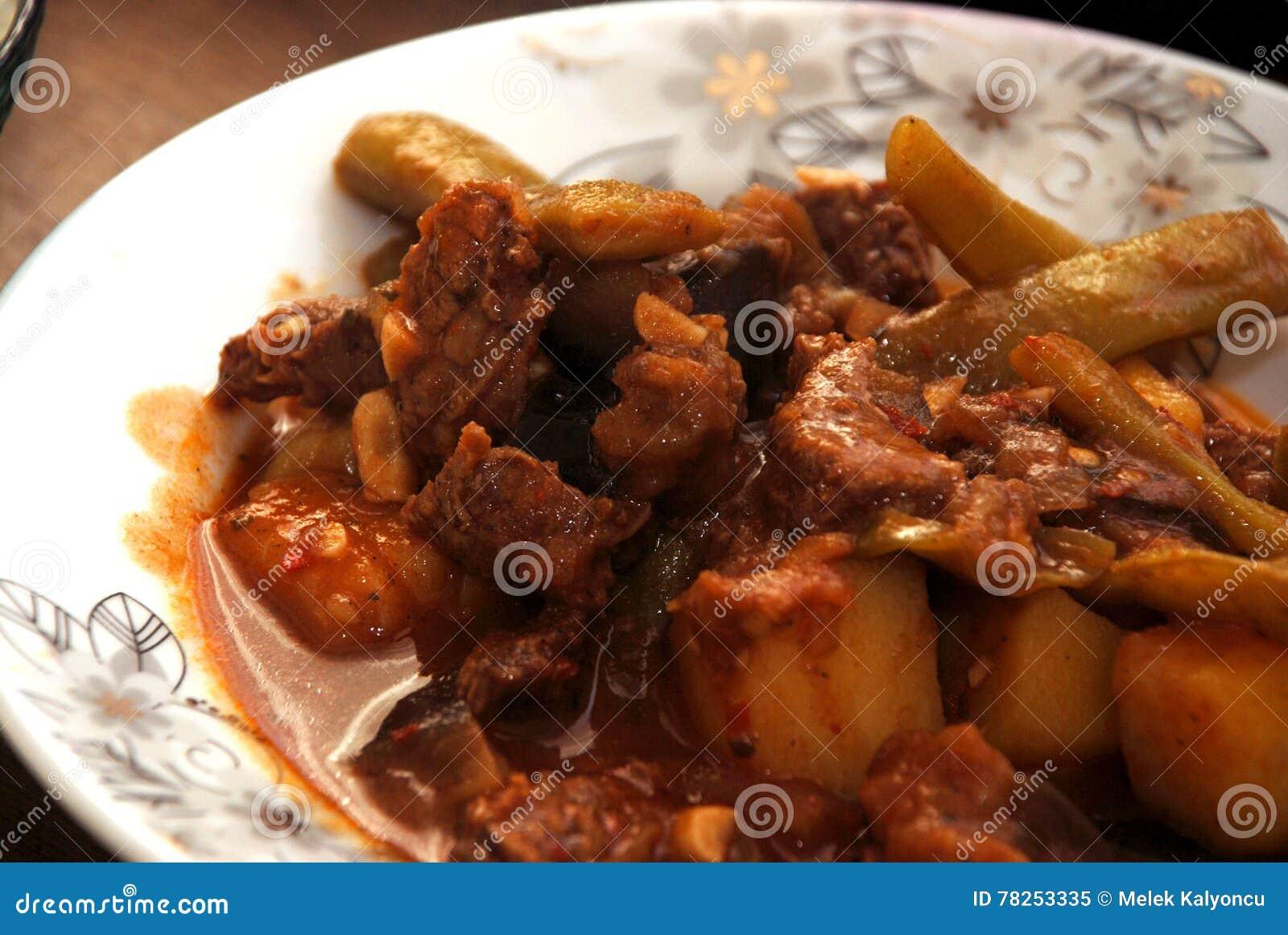 Stew βόειου κρέατος