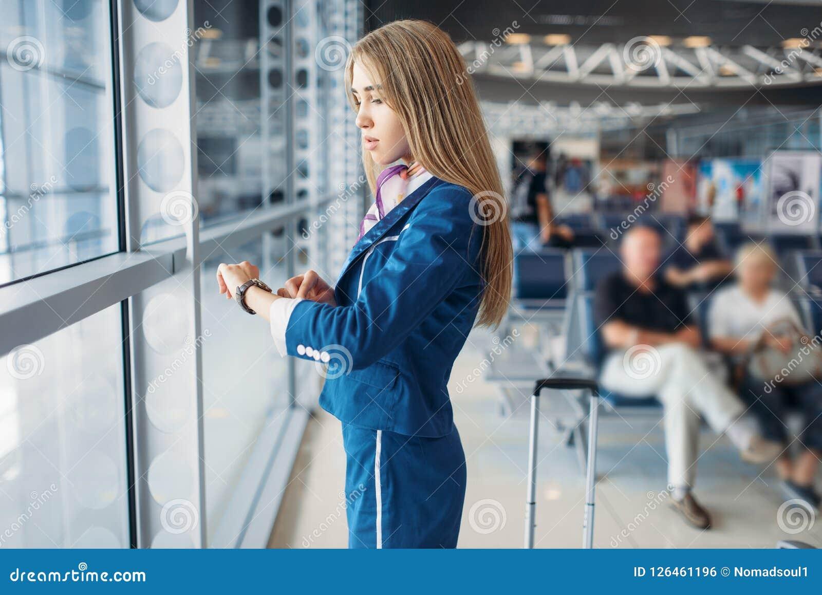 Job Airline stwardess hand Stewardess: 1,401